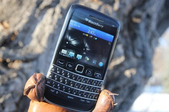 BlackBerry Bold 9790 lands in Hong Kong