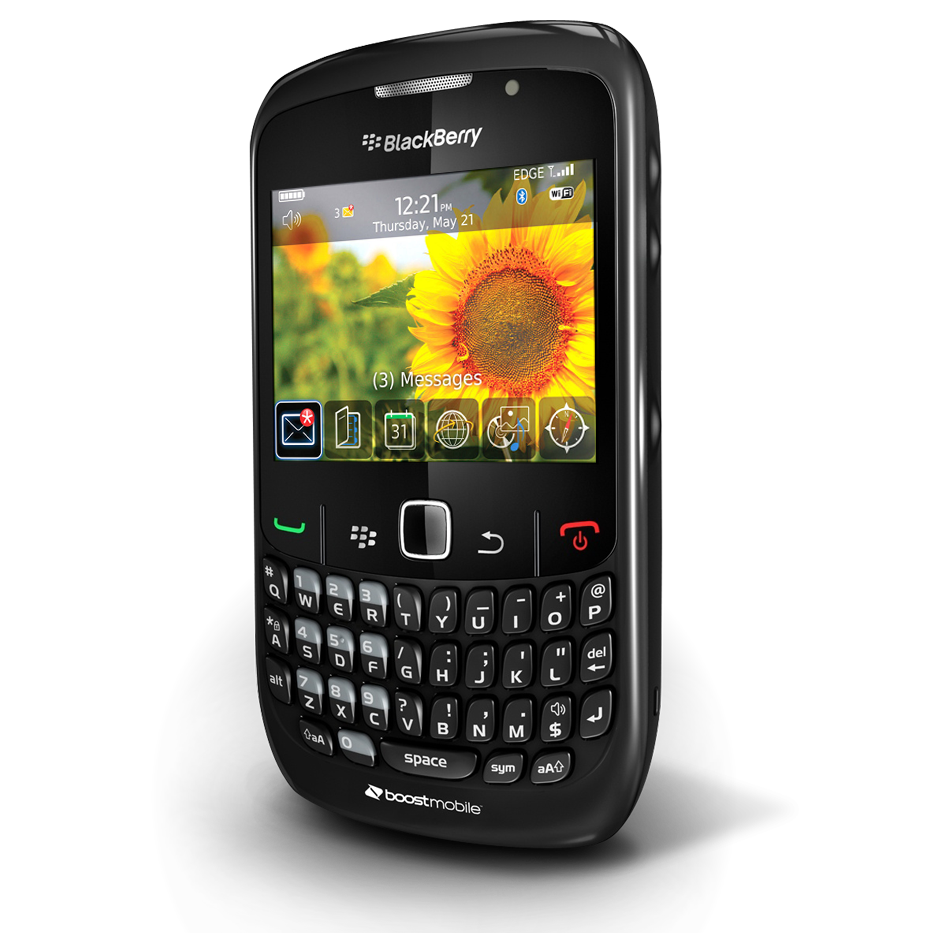 BlackBerry Curve 8520
