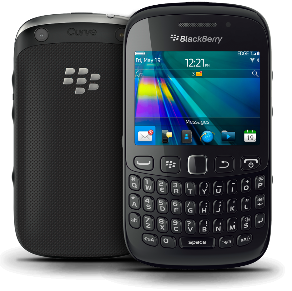 chat on blackberry curve  software