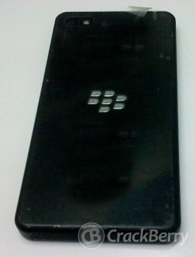 BlackBerry 10 Alpha Dev