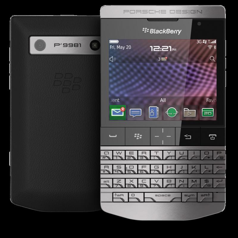 blackberry porsche design p u0026 39 9981