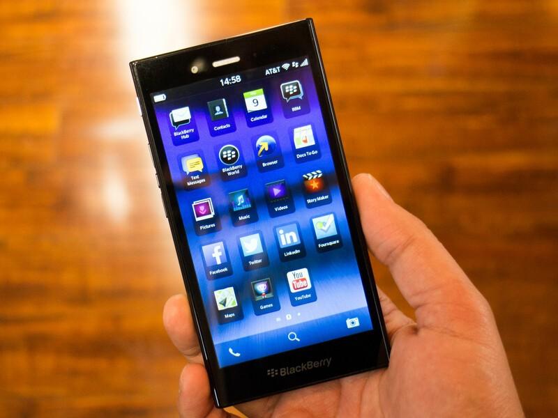 Blackberry Z3 Review Crackberry Com