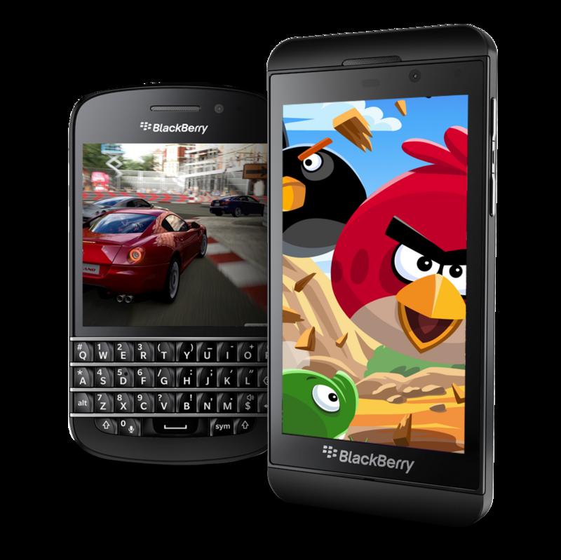 Game Blackberry