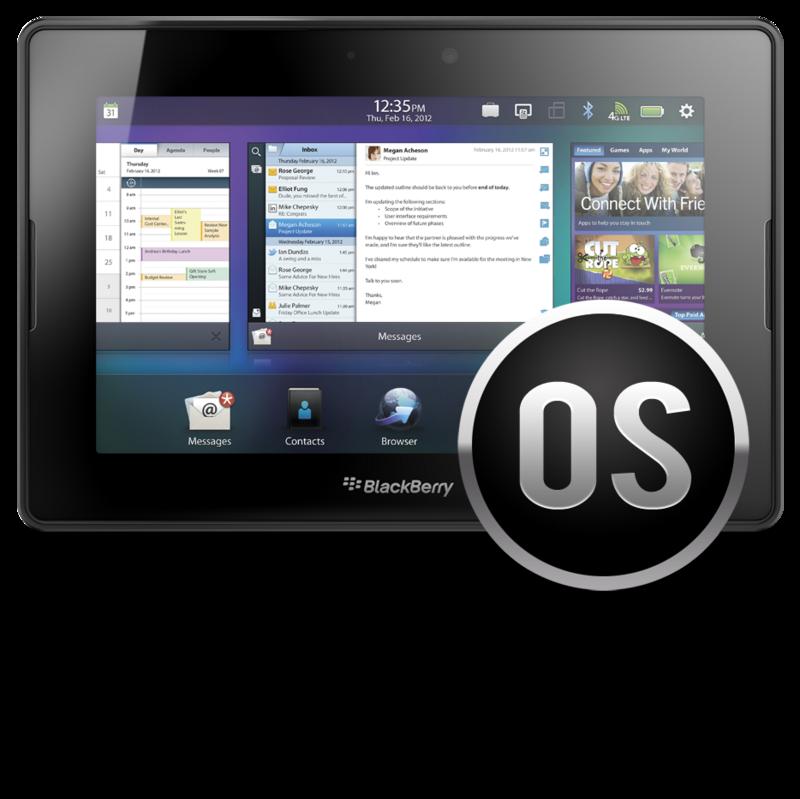 PlayBook OS