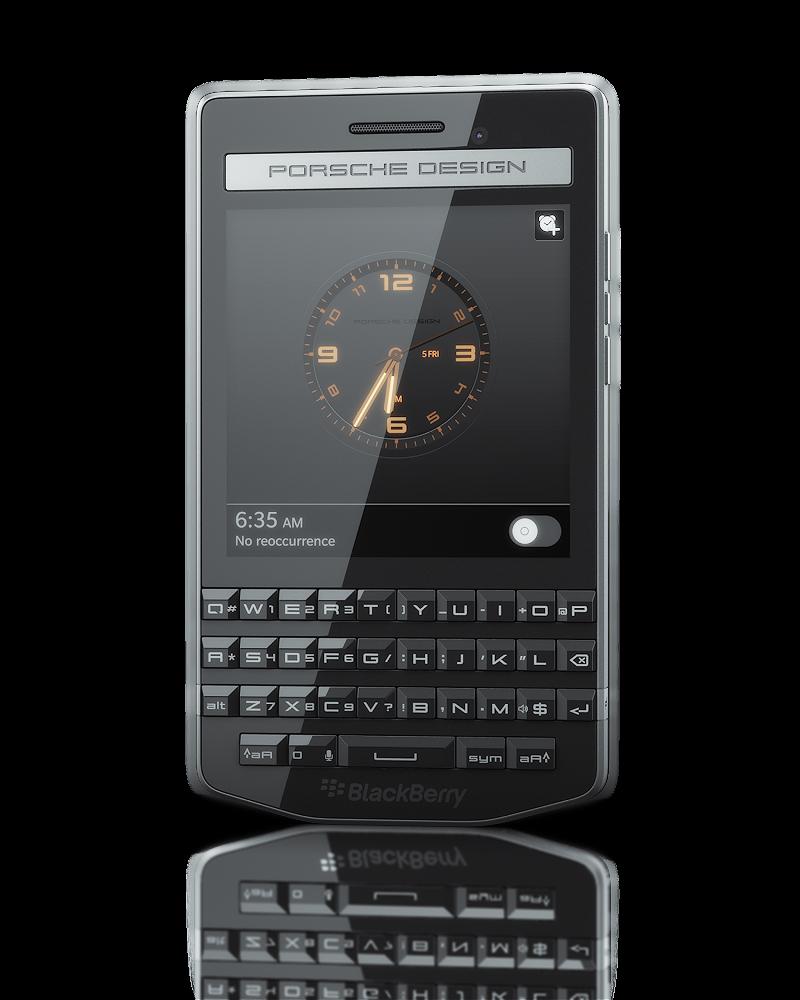 Porsche Design BlackBerry P'9983