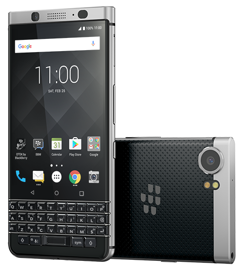 Image result for blackberry keyone