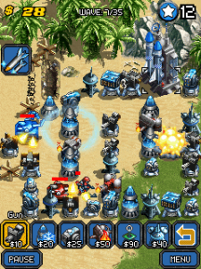 Tower android apk assault mega 1v1 LOL