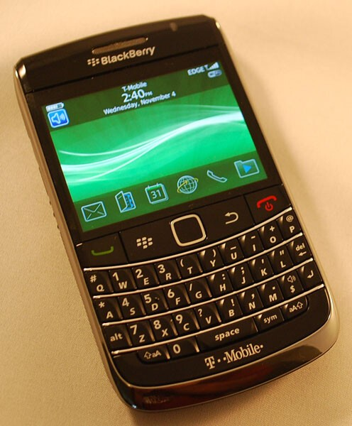 No carga la batera del Blackberry