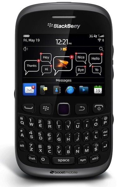 Boost Mobile introduces the BlackBerry Curve 9310 - Available July 10th for $99.99