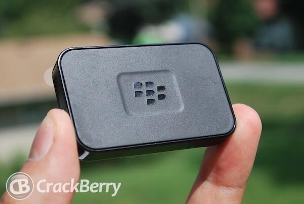 BlackBerry Music Gateway Front
