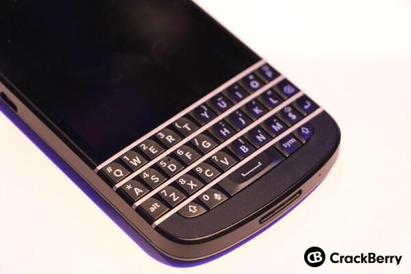 BackBerry Q10