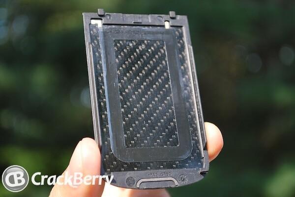 BlackBerry Bold 9900 9930 Battery Door