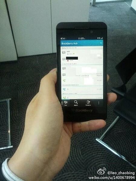 BlackBerry 10 L-Series Evaluation Unit