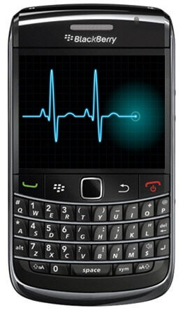 BlackBerry Bold 9700 in the Test