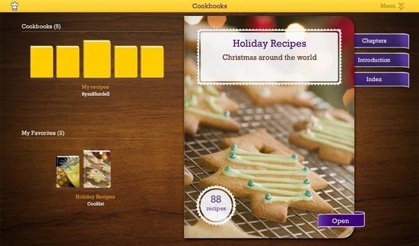 Cooklet cookbook