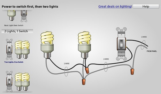 Excellent how to wire house lights contemporary electrical circuit house lighting wiring diagram efcaviation asfbconference2016 Choice Image