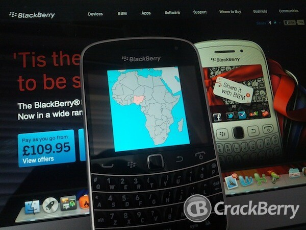 Blackberry dating site in nigeria