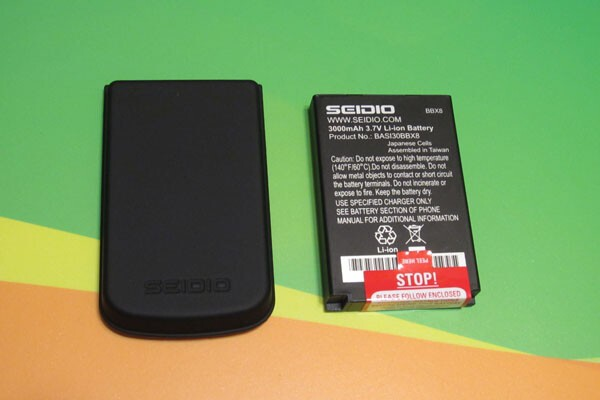 Seidio Extended Battery