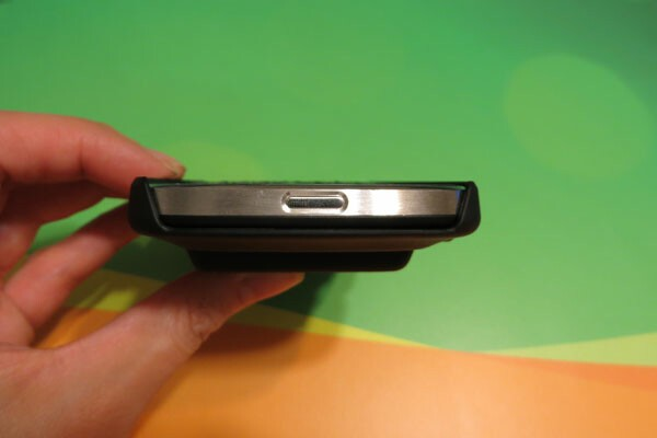Seidio SURFACE Extended Battery Case - Top