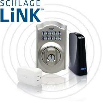 review schlage link home automation system. Black Bedroom Furniture Sets. Home Design Ideas