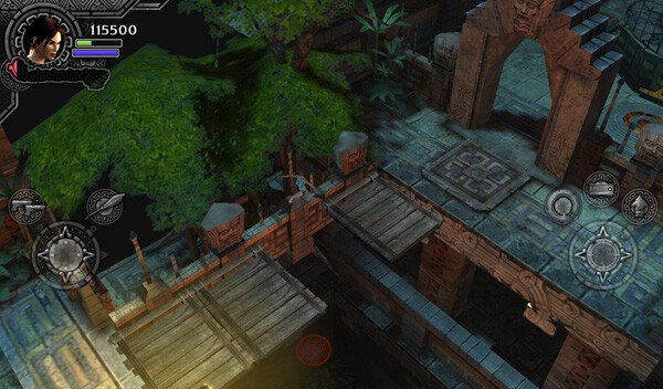 Lara Croft and the Guardian of Light img1