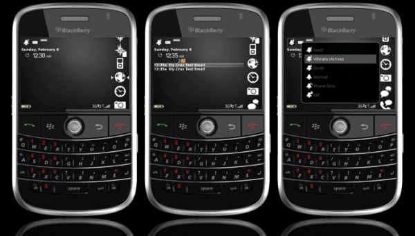 Blackberry Theme & Wallpapers