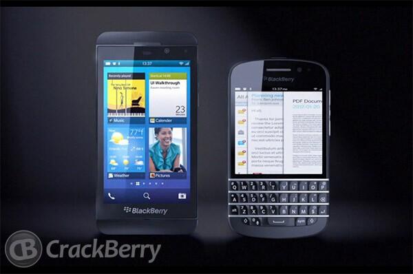 BlackBerry L and N-series