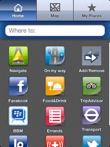 telmap navigator blackberry torch