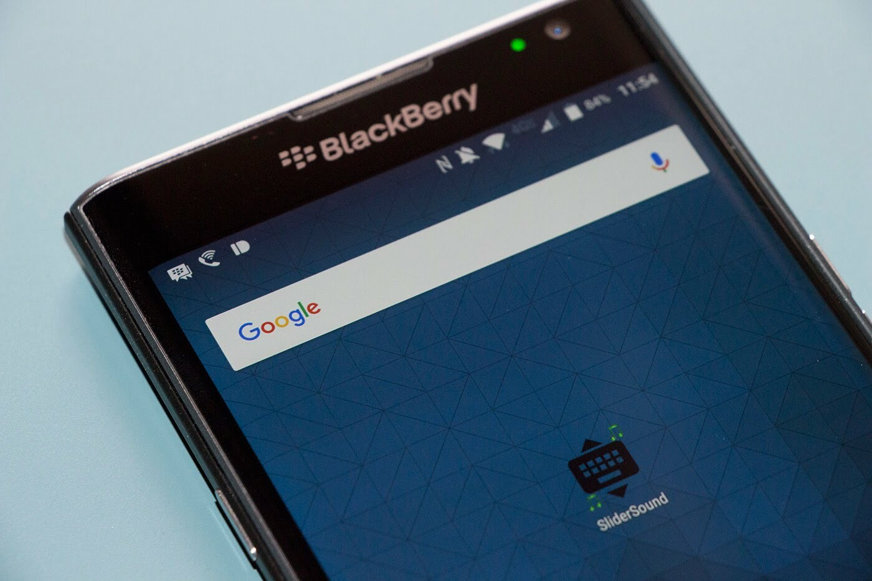 how to set a custom notification sound on blackberry priv