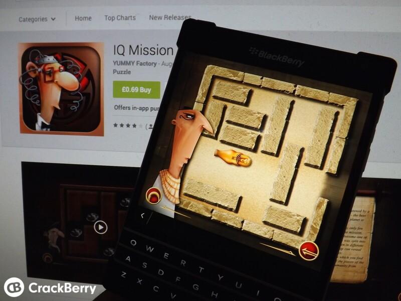 IQ Mission