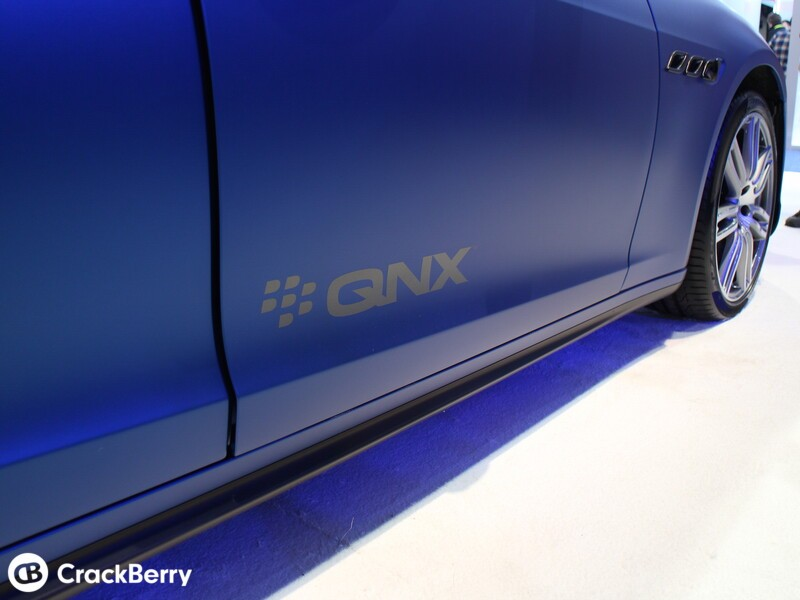QNX and Certicom partner for better automotive security