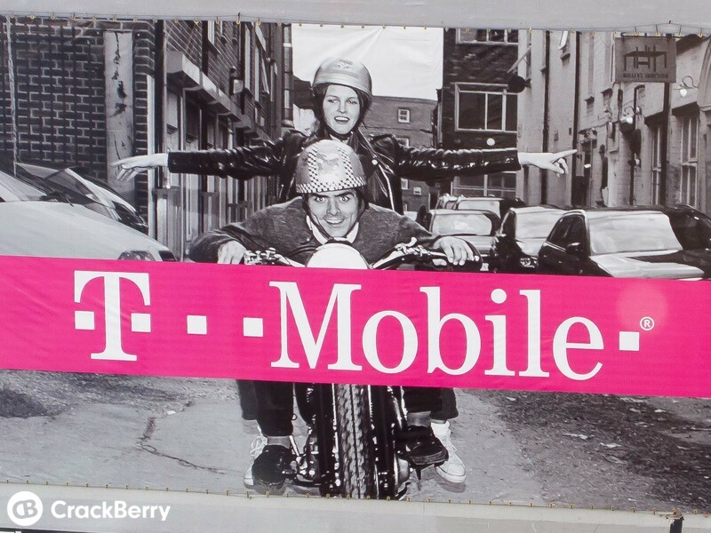T-Mobile signage