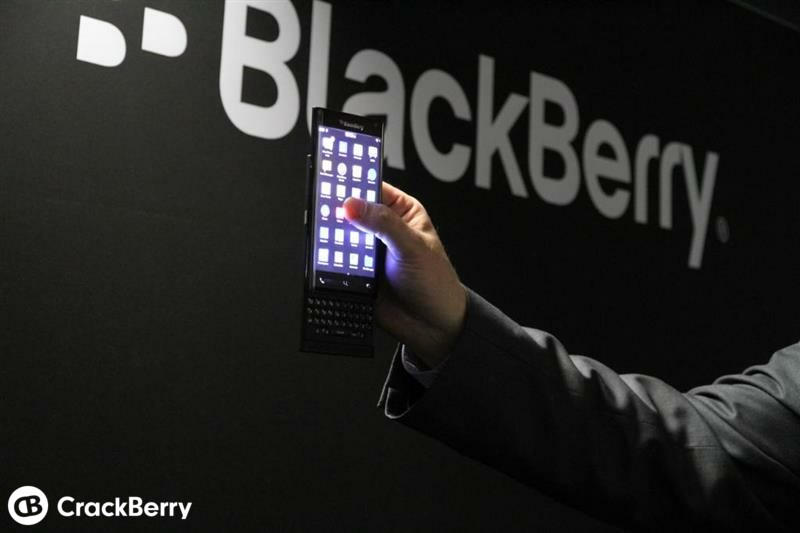 BlackBerry 'Venice' Slider may launch this year