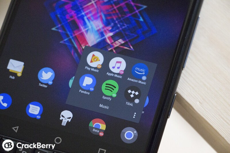 CrackBerry Poll: Which music service are you using on your BlackBerry?