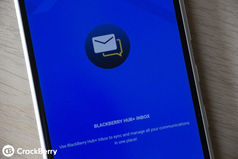 New batch of BlackBerry Hub+ beta app updates now available