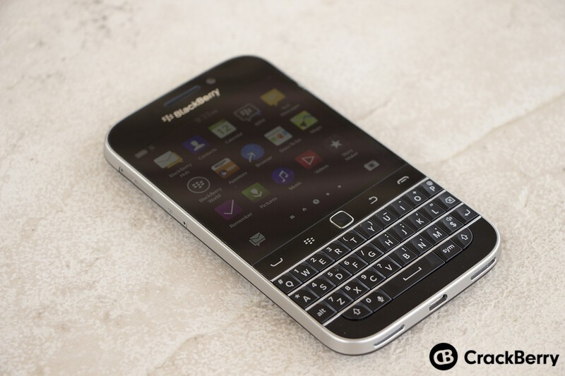 BlackBerry Classic now available from WIND Mobile