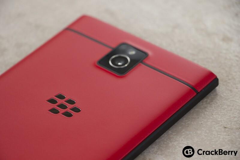 Here's our latest BlackBerry Passport winner!