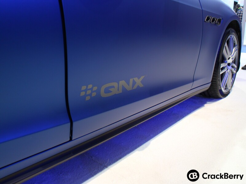 What Cars Use Qnx