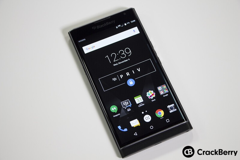 BlackBerry Priv to be available in Vietnam from December 5th