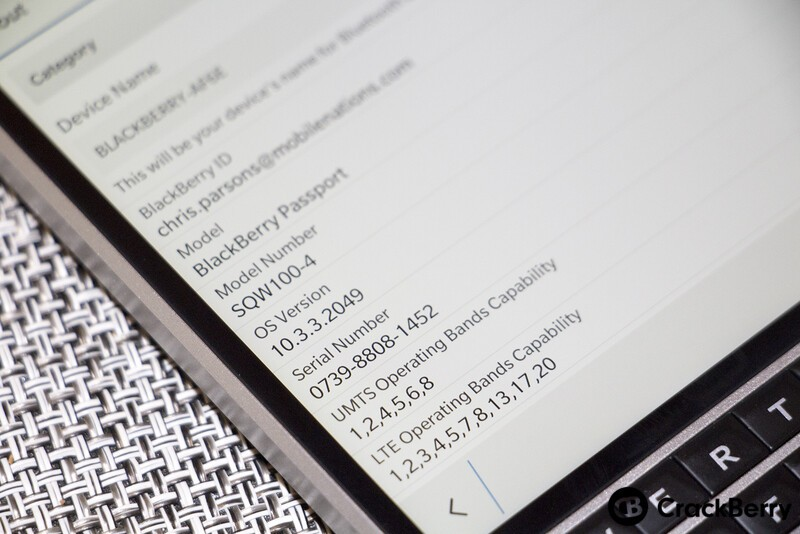 BlackBerry OS 10.3.3.2049 autoloader files now available as OS goes official