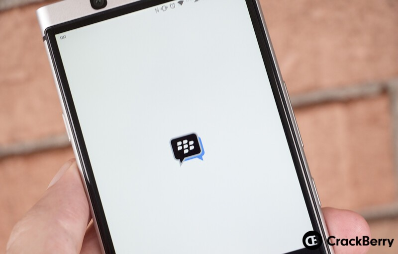 Latest version of BBM brings refined chat screen and bubbles, new sticker shop and more!