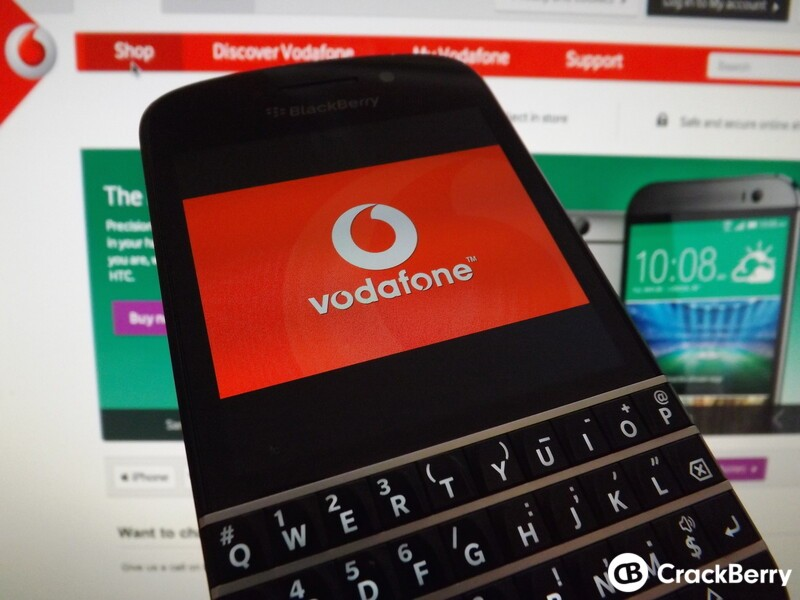Rogers And Vodafone Strike Up 4g Roaming Agreement Crackberry
