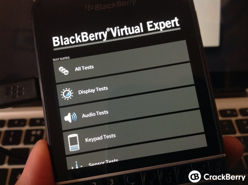 BlackBerry Virtual Expert updated with support for the BlackBerry Z3