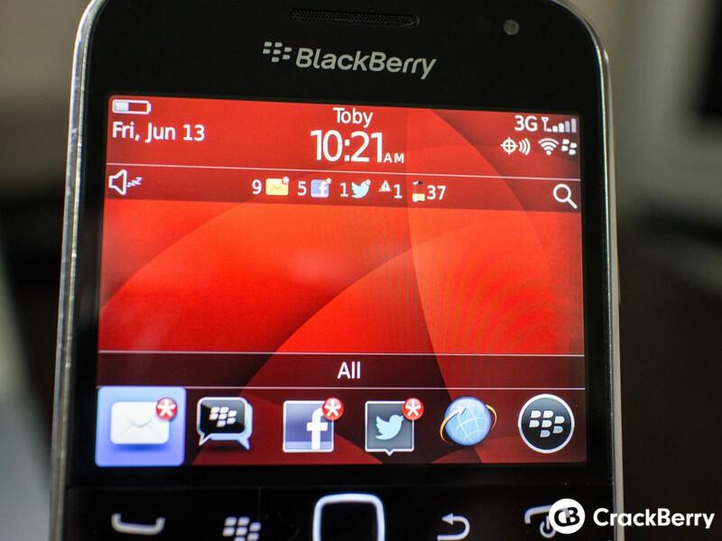 CrackBerry com - BlackBerry Bold 9930