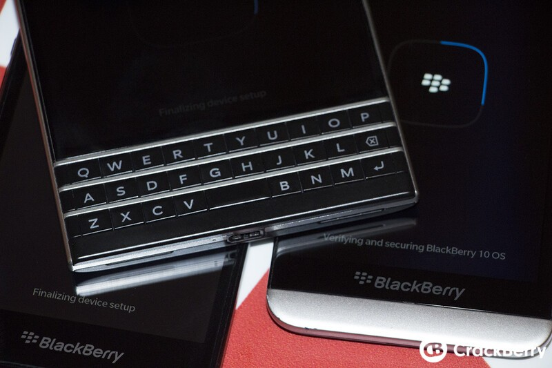 OS 10.3.1.2726 update files now available for all BlackBerry 10 smartphones