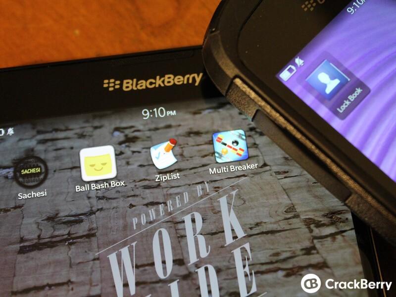 BlackBerry App Roundup for October 17, 2014