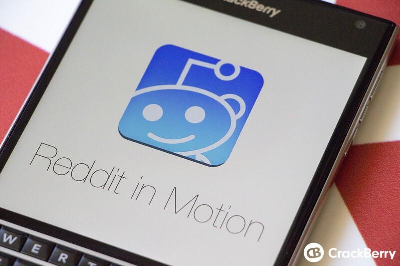 Reddit In Motion