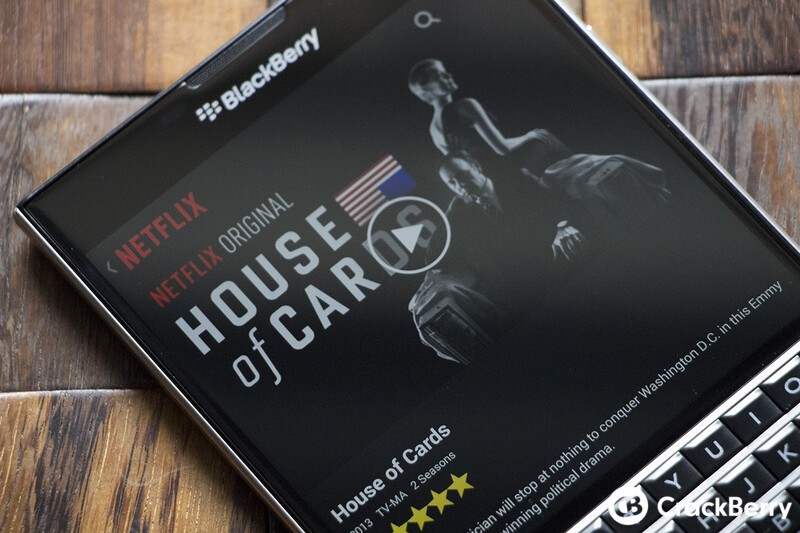 Netflix announces return date for House of Cards