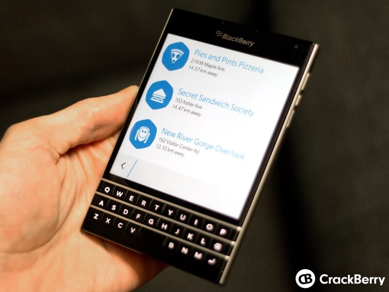 Introducing Swirl - Swarm client for BlackBerry 10