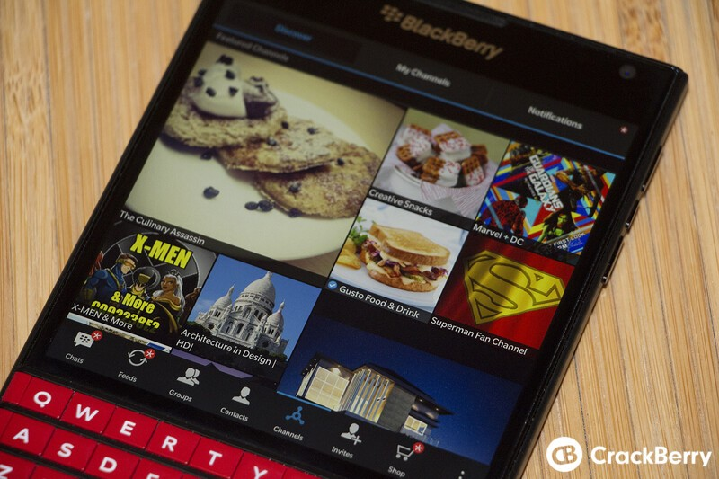 Having issues with BBM Channels? Be sure to grab the latest BBM